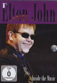 Cover Elton John - Inside The Music [DVD]